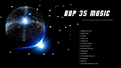 bop 35 music website by nick sharpe