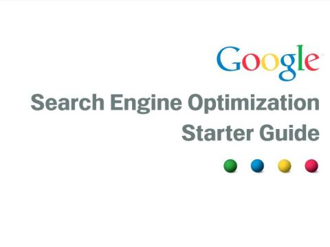 SEO starter guide cover
